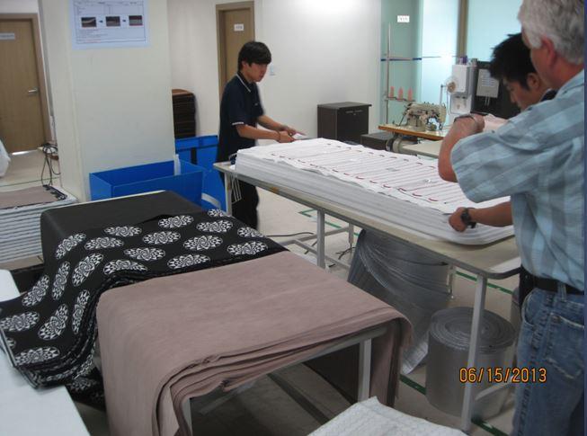 Výroba Amethyst BioMat
