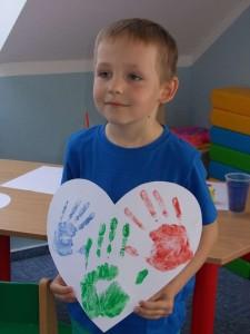 Ruce v srdci